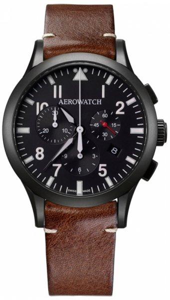 83966-NO03 - zegarek męski - duże 3