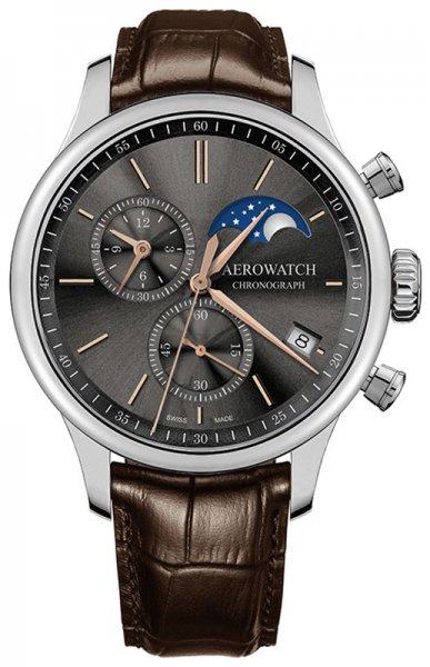 Aerowatch 78986-AA02 Renaissance RENAISSANCE CHRONO MOON PHASES