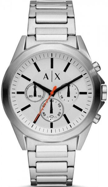 AX2624 - zegarek męski - duże 3