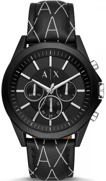 AX2628 - zegarek męski - duże 3