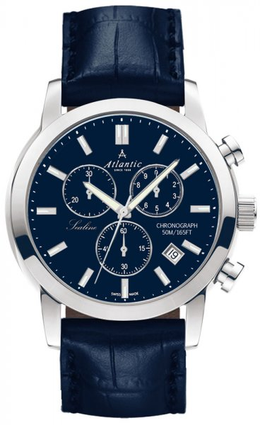 Zegarek Atlantic 62450.41.51 - duże 1