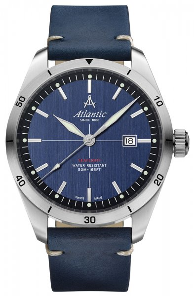 Zegarek Atlantic 70351.41.51 - duże 1