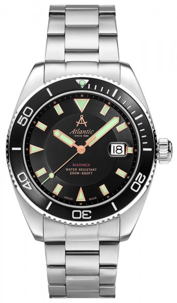 Zegarek Atlantic 80377.41.61R - duże 1