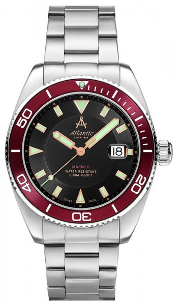 Zegarek Atlantic 80378.41.61R - duże 1
