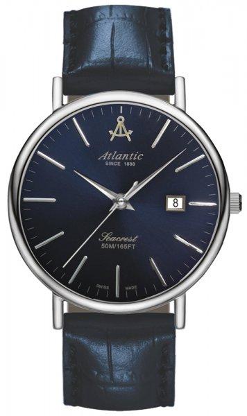 Zegarek męski Atlantic seacrest 50354.41.51 - duże 1