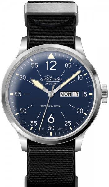 Zegarek Atlantic 68351.41.55NY - duże 1