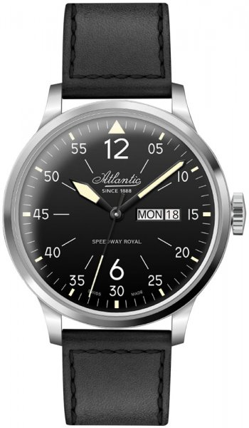 Atlantic 68351.41.65S Speedway Royal Day Date