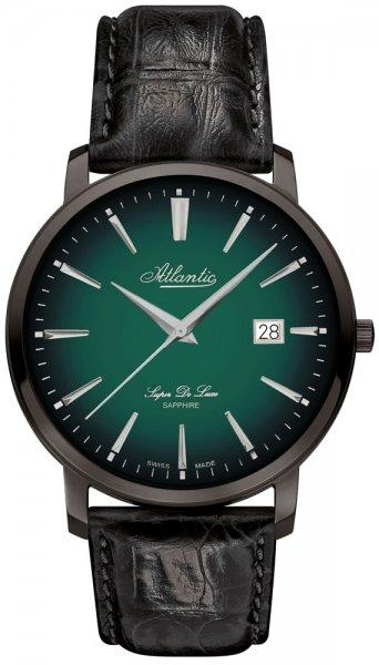 Zegarek męski Atlantic super de luxe 64351.46.71 - duże 1