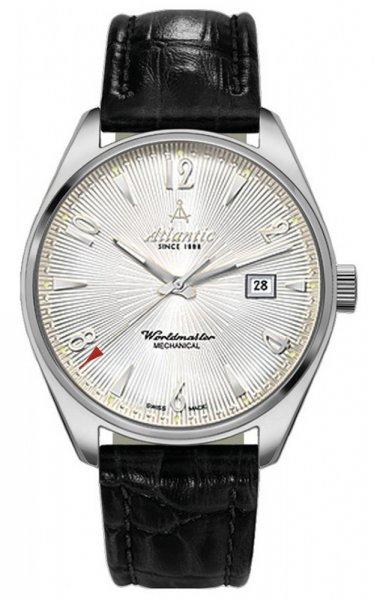 Atlantic 51651.41.25S Worldmaster Worldmaster Mechanical