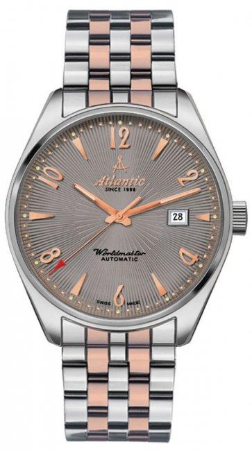 Zegarek Atlantic 51752.41.45RM - duże 1