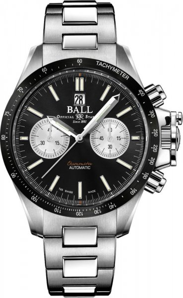 CM2198C-S1CJ-BK - zegarek męski - duże 3