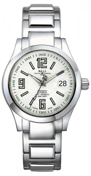 NM1020C-S4-WH - zegarek męski - duże 3