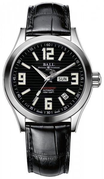 NM2026C-L2CA-BK - zegarek męski - duże 3