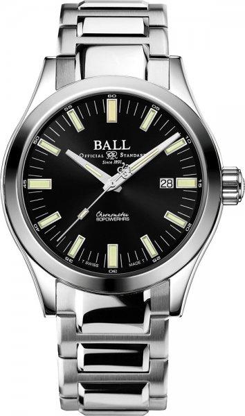 Ball NM2128C-S1C-BK Engineer M Engineer M Marvelight Automatic Chronometer