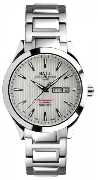 NM2028C-SCJ-WH - zegarek męski - duże 3