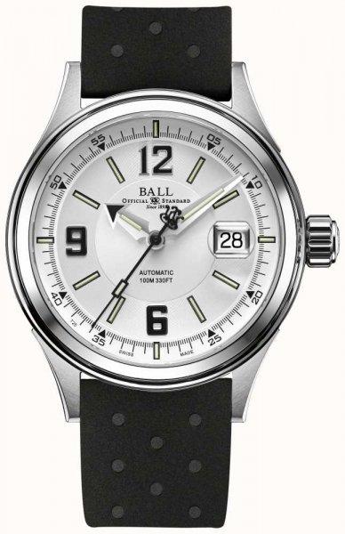 Zegarek Ball NM2088C-P2J-WHBK - duże 1