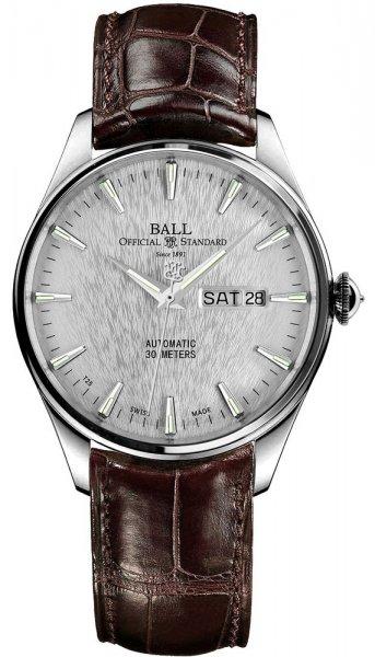 NM2080D-LJ-SL - zegarek męski - duże 3