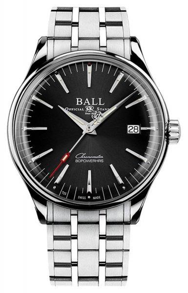 Zegarek Ball  NM3280D-S1CJ-BK - duże 1