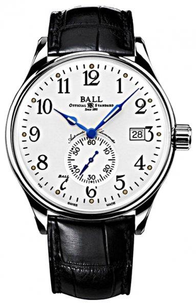 Zegarek Ball NM3888D-LL1CJ-WH - duże 1