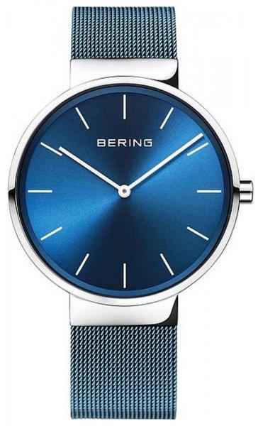 Zegarek damski Bering classic 16540-308 - duże 3