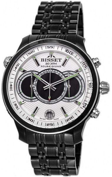 Zegarek Bisset BSDE95TISB20AX - duże 1