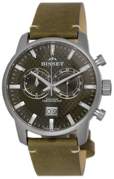 Zegarek Bisset BSCF19DINX05AX - duże 1
