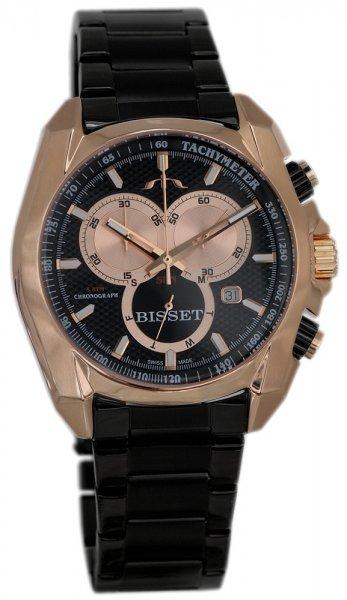 Zegarek Bisset BSDD84TIBZ05AX - duże 1