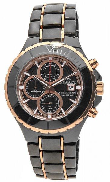 Zegarek Bisset BSFE10BIBZ10AX - duże 1