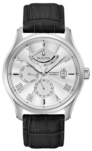 Zegarek Bulova 96C141 - duże 1