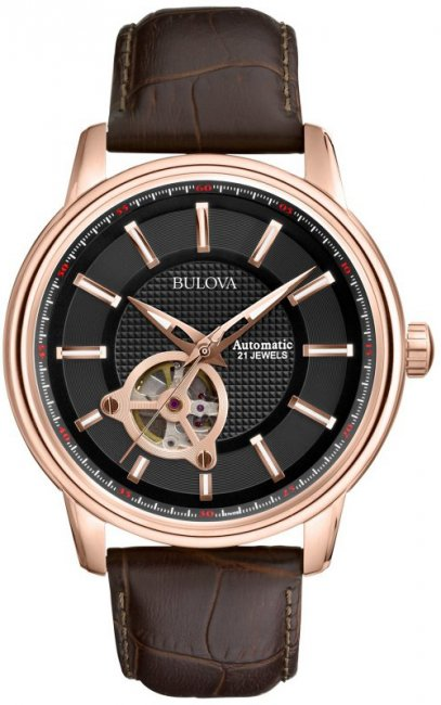 Zegarek Bulova 97A109 - duże 1