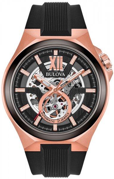 98A177 - zegarek męski - duże 3