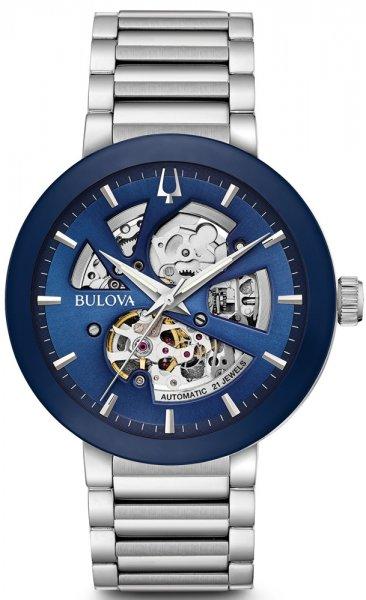 Zegarek Bulova 96A204 - duże 1