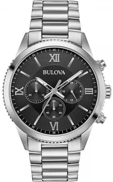 Zegarek Bulova 96A212 - duże 1