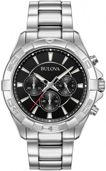 Zegarek Bulova 96A216 - duże 1