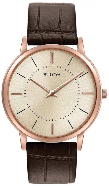 Zegarek Bulova 97A126 - duże 1