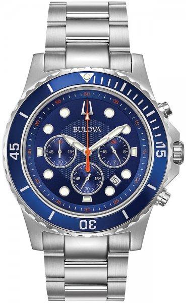 Zegarek Bulova 98B325 - duże 1
