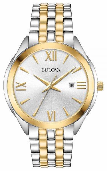Zegarek Bulova 98B331 - duże 1
