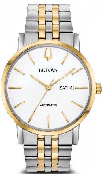 Zegarek Bulova 98C130 - duże 1