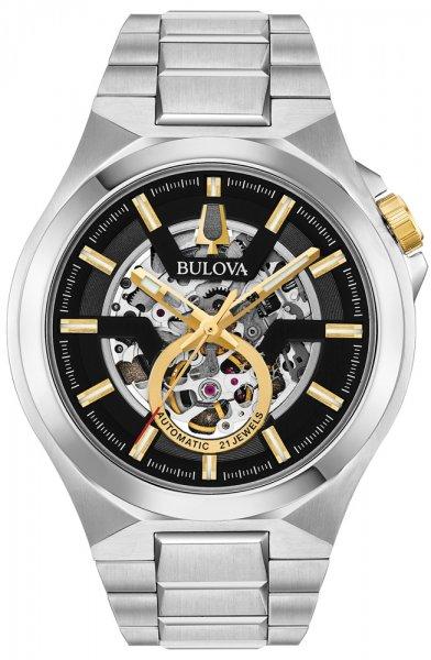 Zegarek Bulova 98A224 - duże 1