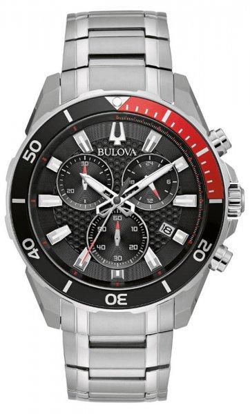 Zegarek Bulova 98B344 - duże 1