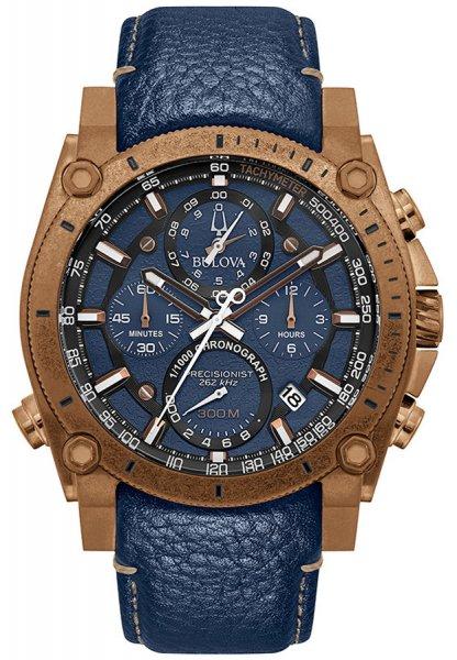 Zegarek Bulova 97B186 - duże 1