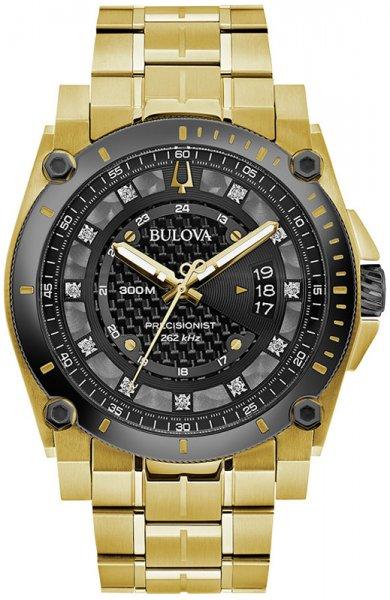 Zegarek Bulova 98D156 - duże 1