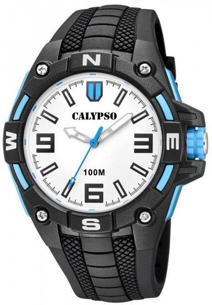 K5761-1 - zegarek męski - duże 3