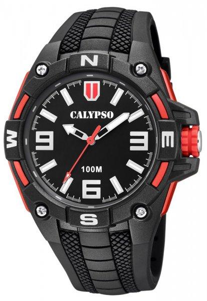 K5761-6 - zegarek męski - duże 3