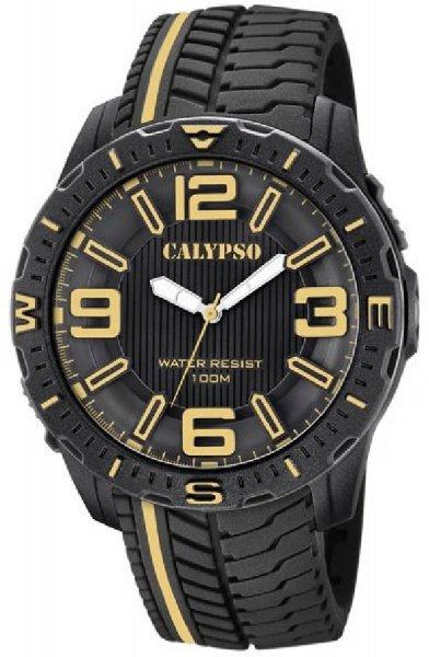 K5762-6 - zegarek męski - duże 3