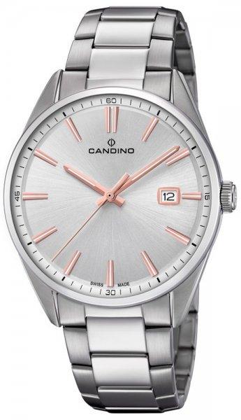 Zegarek Candino - męski  - duże 3