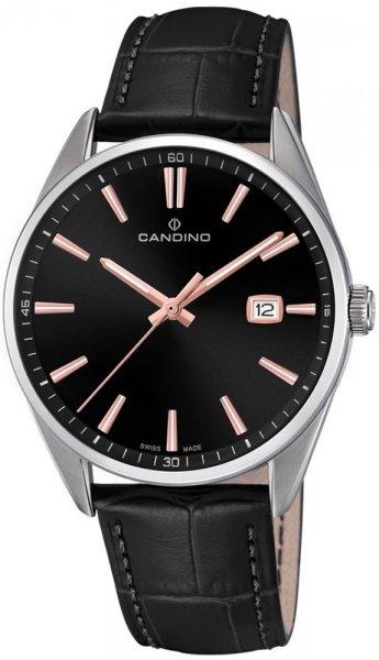 C4622-4 - zegarek męski - duże 3