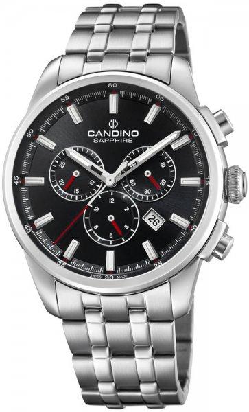 C4698-4 - zegarek męski - duże 3