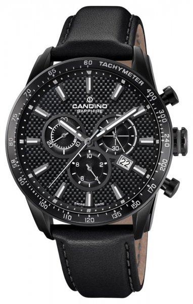 C4683-4 - zegarek męski - duże 3
