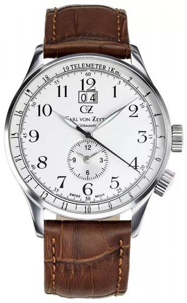 Zegarek Carl von Zeyten CVZ0006SL - duże 1